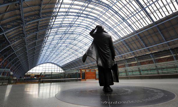 Lontoon St. Pancras International oli myös yksi listan parhaimpia.