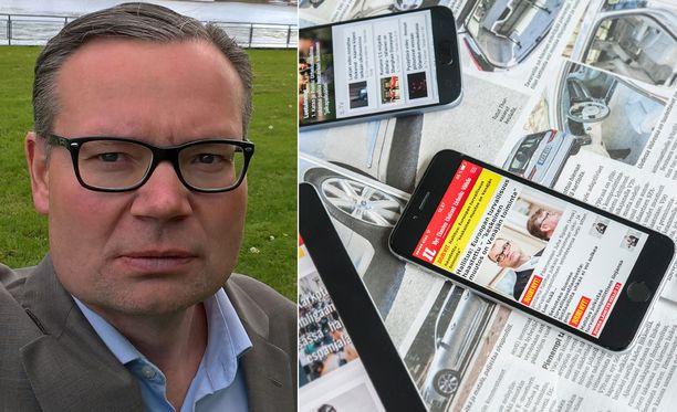 Mika Koskinen aloittaa Iltalehdessä helmikuussa.