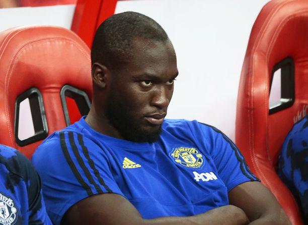 Manchester Unitedin hyökkääjä Romelu Lukaku haluaa siirtyä Italiaan.