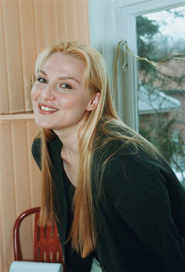 Pamela Johansson.