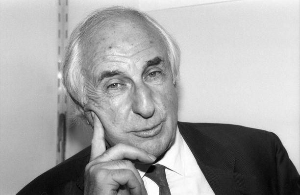 Brittikirjailija Michael Bond kuoli 27.6.2017.