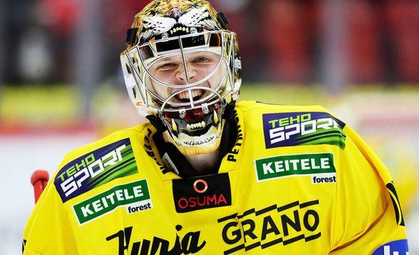 Eero Kilpeläisestä tuli Jussi Kilpeläinen.