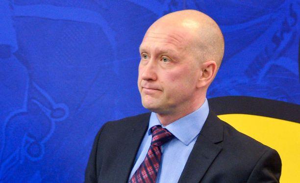 Jarmo Kekäläinen työskentelee Columbus Blue Jacketsin GM:n tehtävässä.