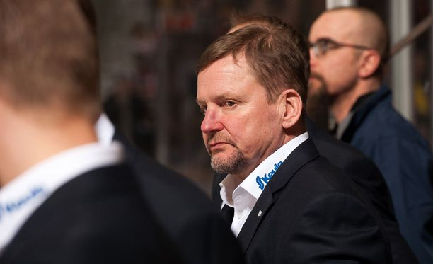 Kari Heikkilä ei aivan onnistunut pelastamaan Lukolle pudotuspelipaikkaa.
