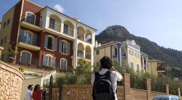 Gatelyn kuoli Mallorcalla tässä talossa.