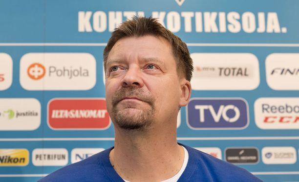 Jukka Jalonen nimeää MM-kotikisajoukkueen viimeistään 23. joulukuuta.