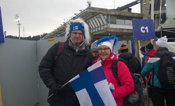 Timo ja Margit Tuulio ovat tunteneet Niskaset aivan pienistä pitäen.