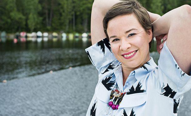 Rosa Meriläinen muutti Tampereelta Helsinkiin.
