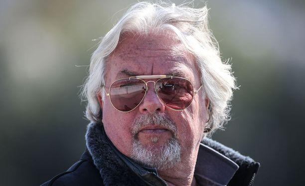 Keke Rosberg sai hienon tribuutin yllättävässä paikassa.