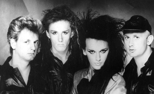 Dead or Alive -yhtye jätti merkkinsä pop-musiikin historiaan.