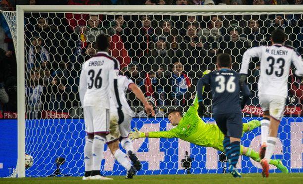 Danilon rankkari toi Porton 1-1-tasoihin Mestarien neljännesvälierän ensimmäisessä osaottelussa. Joukkueet ratkovat jatkopaikan tänä iltana.
