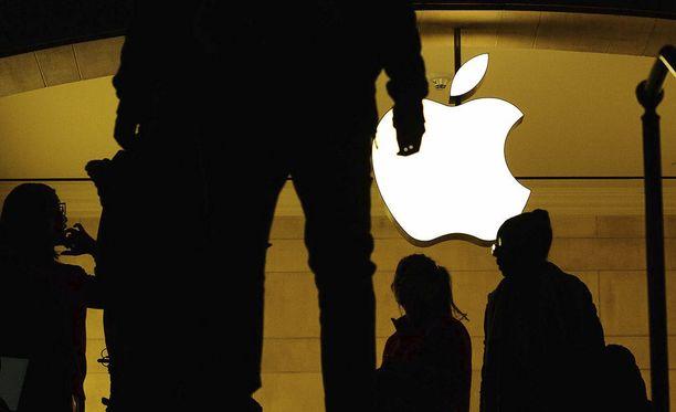 Applen toimintaa tutkitaan monessa maassa.