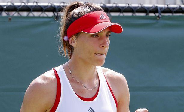 Andrea Petkovic avautui seksielämästään.