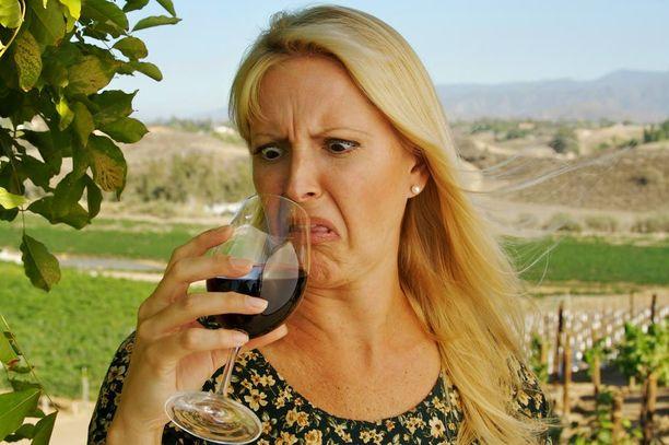 Viininmaisteluun on hyvä ryhtyä aistit avoimina.