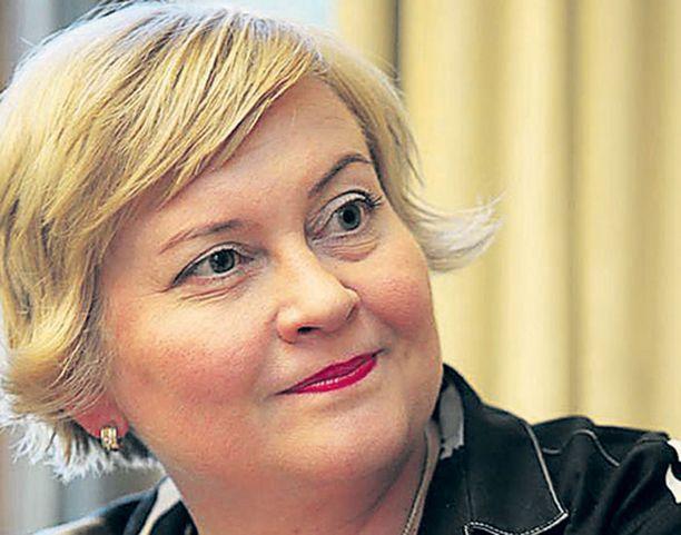 Liikenneministeri Anu Vehviläinen on lämmittänyt budjettiriihtä kuumilla kannanotoilla.