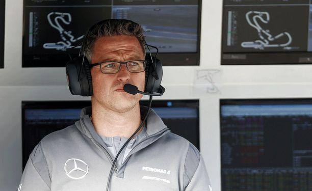 Ralf Schumacherin kotiin hälytettiin poliisit.