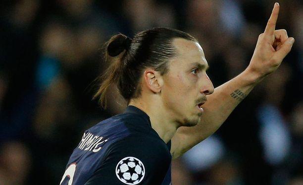 Zlatan Ibrahimovic ei pitänyt dopingpuheista.