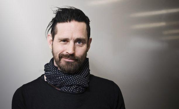 Lauri Tähkä työstää parhaillaan musiikkia uudelle levylle.