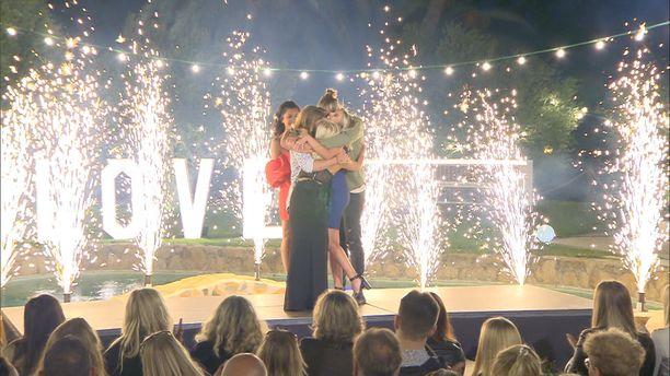 Love Island Suomi -ohjelman voittaja selvisi tiistaina toisen kauden päätösjaksossa.