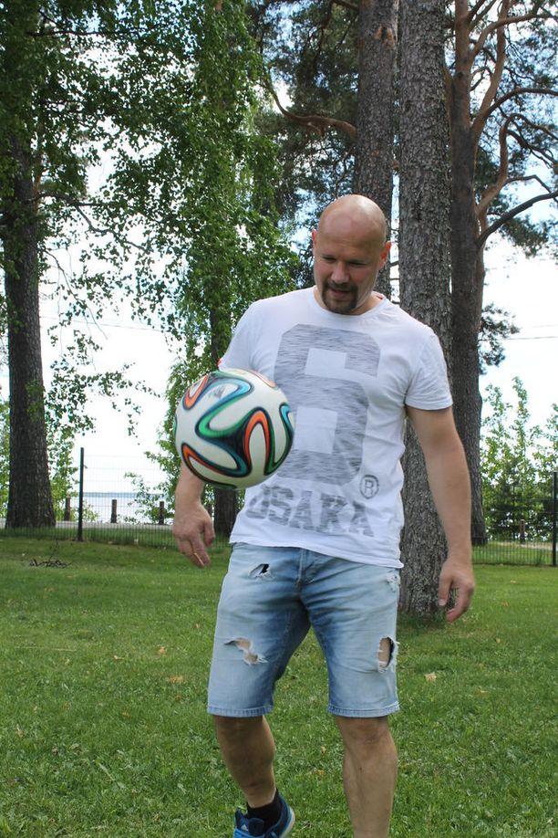 Yrjö Happonen pelasi lopulta mittavan uran pääsarjatasolla. Oma potentiaali jäi kuitenkin saavuttamatta.