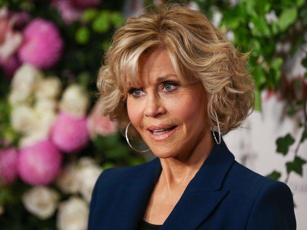 Näyttelijä Jane Fonda pidätettiin perjantaina Yhdysvaltain pääkaupungissa Washingtonissa.