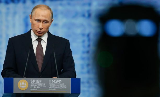 Putinin mukaan Eurooppa on syypää suhteiden heikkoon kuntoon.