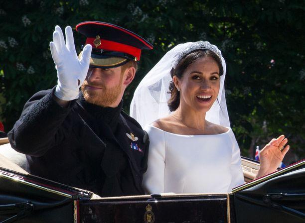 Prinssi Harryn ja Meghan Marklen häitä juhlittiin 19.5. Thomas Marklen mukaan hän ei ole kuullut tyttärestään sen koommin.