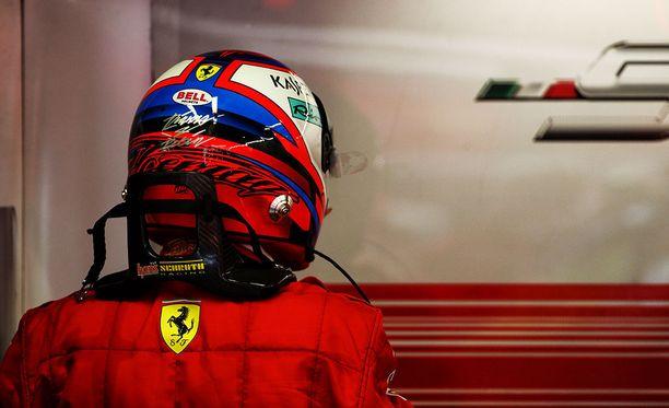 Kimi Räikkönen olisi halunnut ajaa enemmänkin.