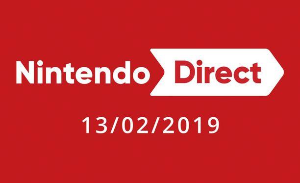 Nintendo Direct alkoi klo 00.00 yöllä.