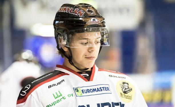 Jesperi Kotkaniemi ei Iltalehden tietojen mukaan mahdu alle 20-vuotiaiden MM-leiritykseen.