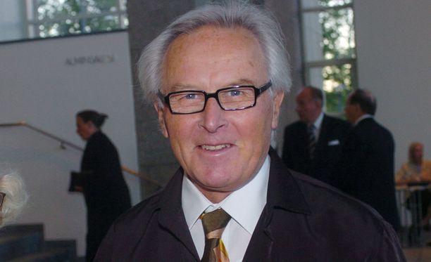 Ulf Söderström vuonna 2004.