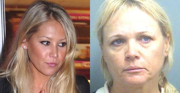 Anna Kournikovan äiti Alla pidätettiin Floridassa.