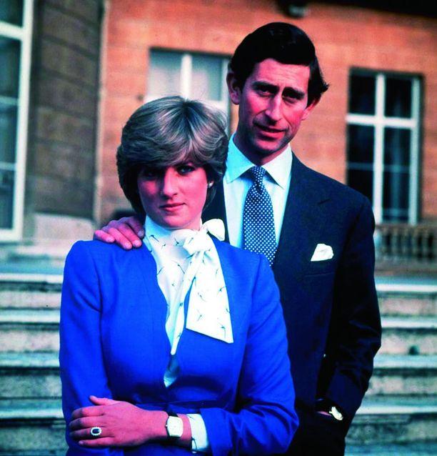 Dianan ja Charlesin liitto ajoi karille alta aikayksikön.