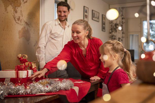 Robert Taylor ja Anne Föhr ovat olleet jo useita vuosia kasvissyöjiä ja sittemmin siirtyneet kokonaan vegaaniseen ruokavalioon. Pariskunnan tyttäret syövät samaa ruokaa kuin vanhempansa.