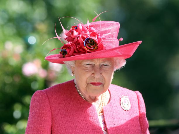 Kuningatar Elisabetin kerrotaan olevan kauhuissaan Buckinghamin palatsin rottaongelmasta.