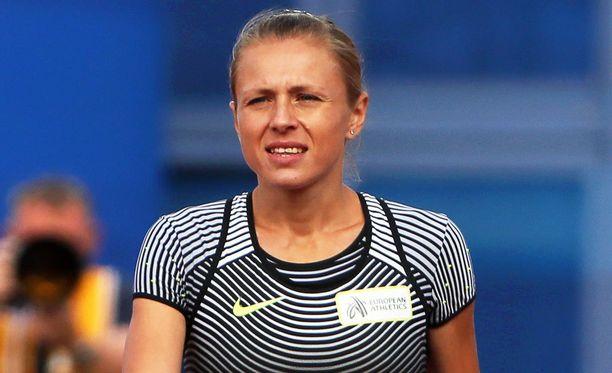 Julia Stepanova paljasti Venäjän dopingohjelman olemassaolon.