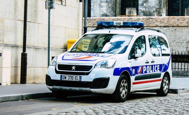 Väkivallanteko tapahtui Mulhousessa Alsacessa.