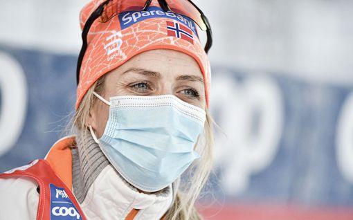 Therese Johaug julmassa iskussa – voitti muut norjalaistähdet lähes 40 sekunnilla