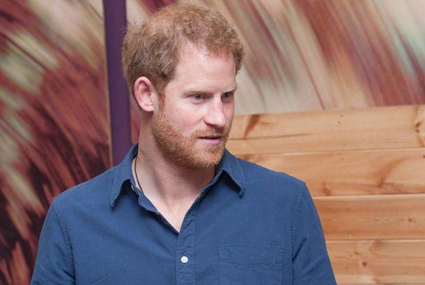 Prinssi Harry ja Meghan Markle ovat seurustelleet keväästä lähtien.