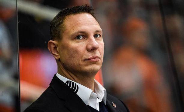 Jussi Tapola haluaa voittaa Kanada-maljan alkavalla kaudella.