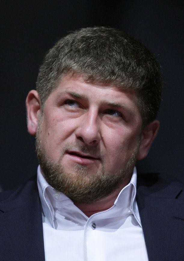 Tšetšenian tasavallan presidentti Ramzan Kadyrov on venäläismedian mukaan homovainojen takana.