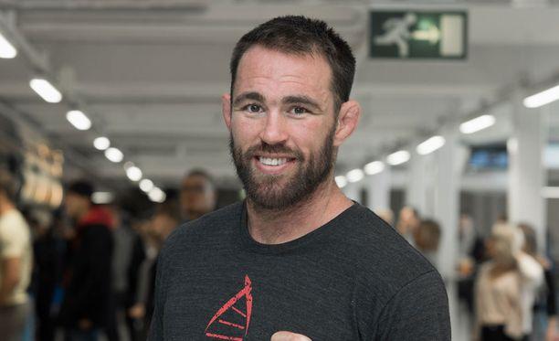UFC-veteraani Jake Shields hävisi ottelunsa lauantaina.