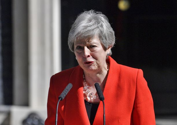 Theresa May jättää tehtävänsä Britannian pääministerinä.