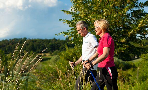 Potentiaaliset hyödyt saadakseen liikunnan on oltava vähintään kohtuullisen rasittavaa ja sitä pitää harrastaa 45-60 minuuttia kerralla.