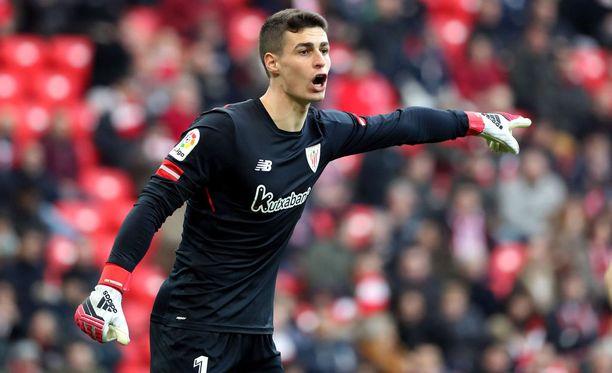 Marcan mukaan Kepa Arrizabalaga voi torjua jo lauantaina Chelsean tolppien välissä.