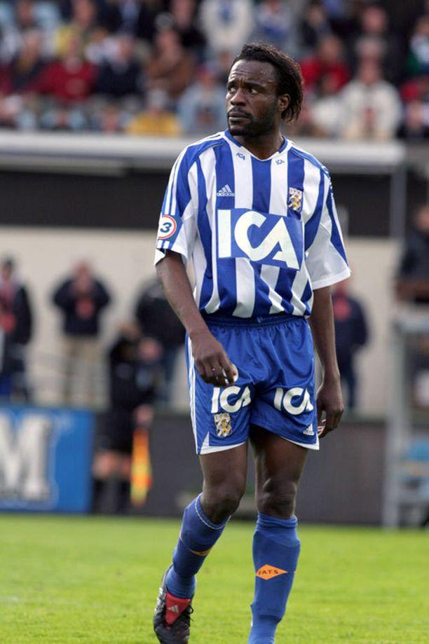 Peter Ijehin siirto IFK Göteborgiin aiheutti veronkiertoskandaalin.