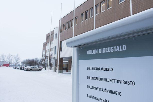 Tuomio annettiin Oulun käräjäoikeudessa.
