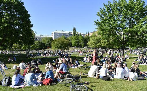 Pääkirjoitus: Ruotsin raja pysyy kiinni vielä pitkään – ja se on Ruotsin oma vika