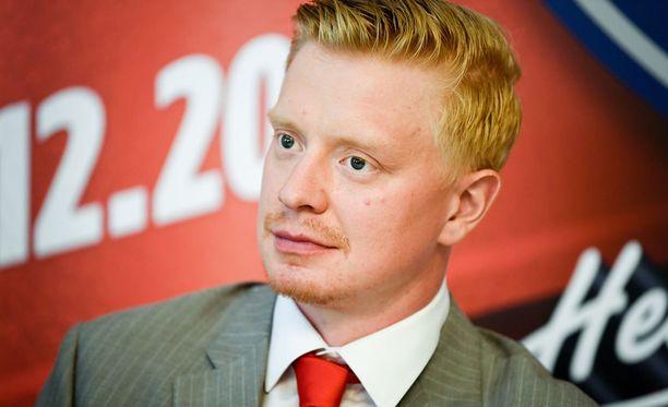 Lennart Petrell ei jäänyt harmittelemaan sitä, ettei HIFK kohtaa Jokereita ulkoilmapelissä.