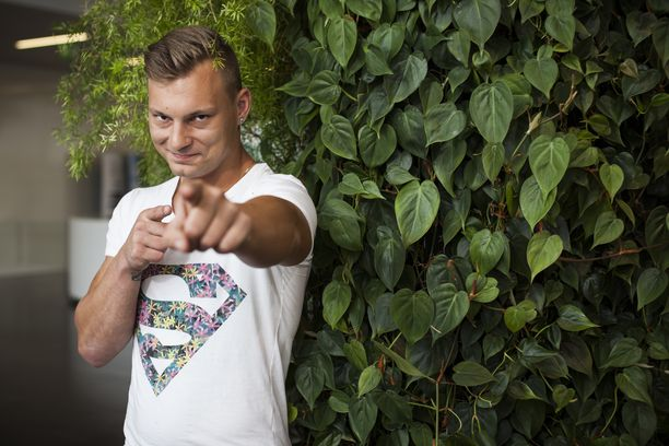 Daniel Lehtonen, eli Bile-Dani, tekee uuden aluevaltauksen musiikkihommissa.